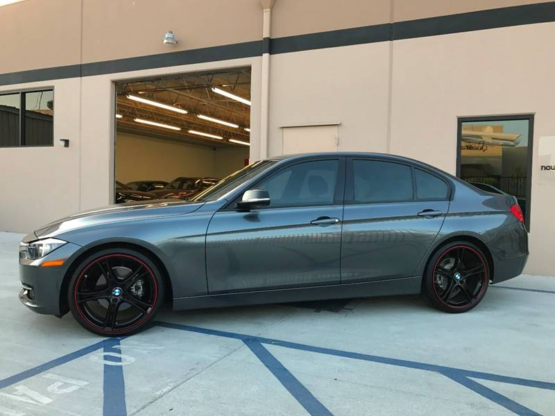 2012 BMW 3 Series for sale at New Age Auto in Anaheim CA