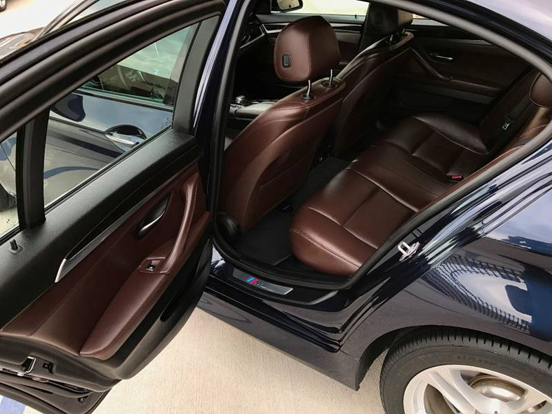 2014 BMW 5 Series for sale at New Age Auto in Anaheim CA