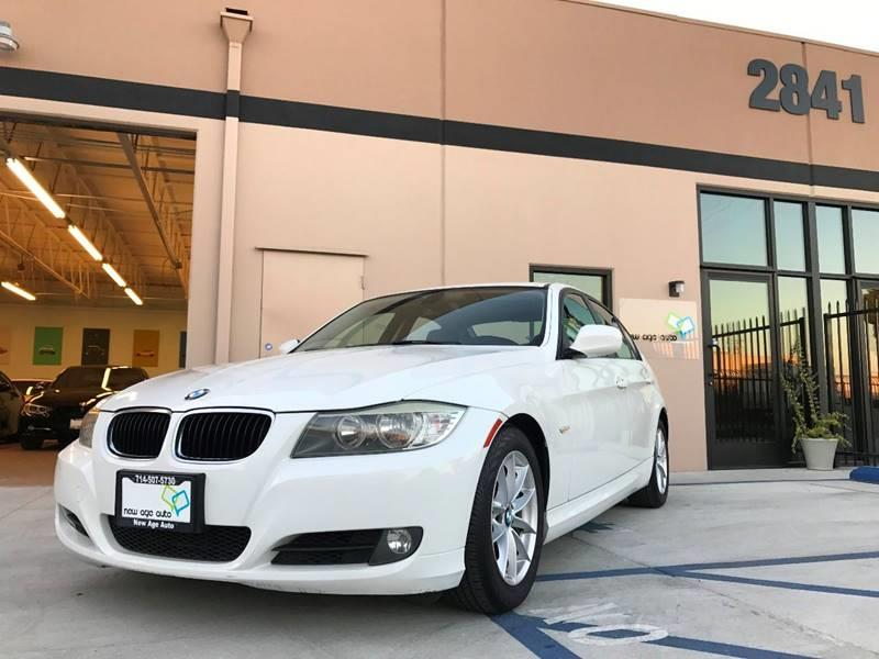 2010 BMW 3 Series for sale at New Age Auto in Anaheim CA