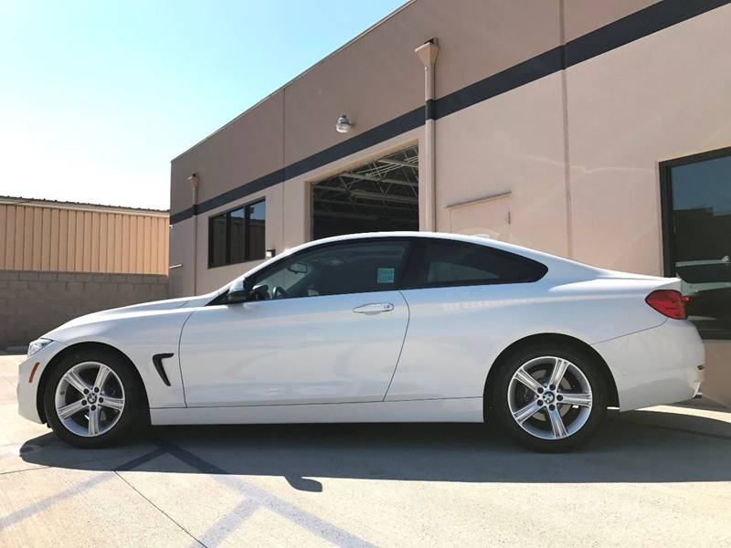2014 BMW 4 Series for sale at New Age Auto in Anaheim CA