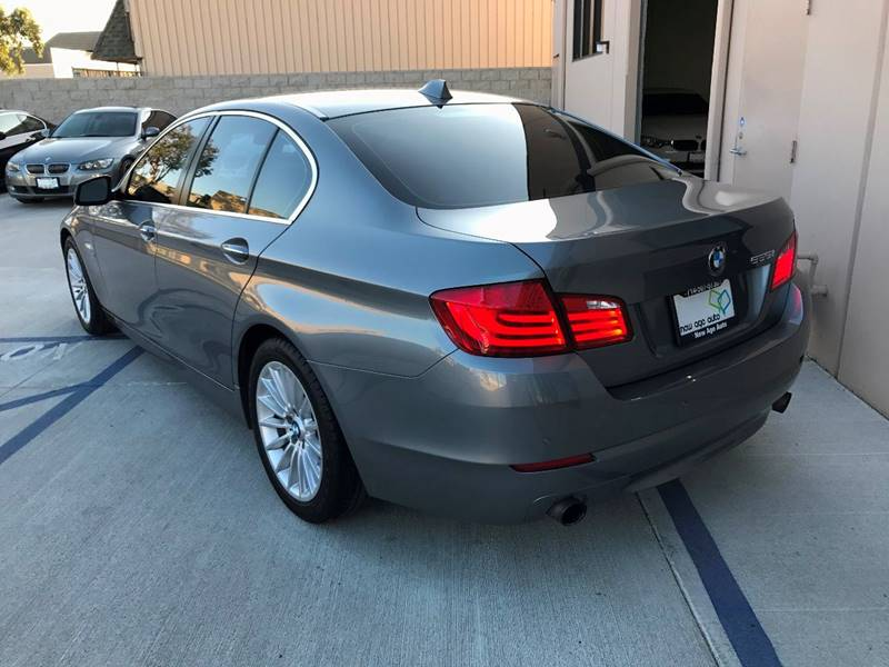 2011 BMW 5 Series for sale at New Age Auto in Anaheim CA
