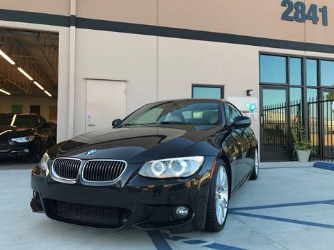 2011 BMW 3 Series for sale at New Age Auto in Anaheim CA