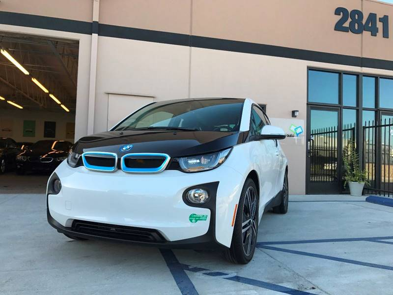 2014 BMW i3 for sale at New Age Auto in Anaheim CA
