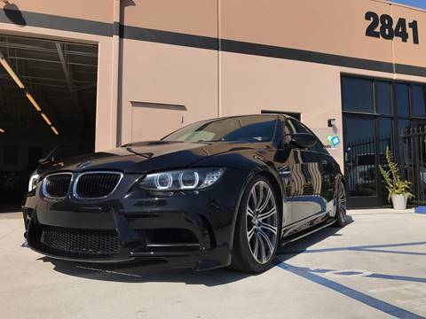 2009 BMW M3 for sale in Anaheim, CA