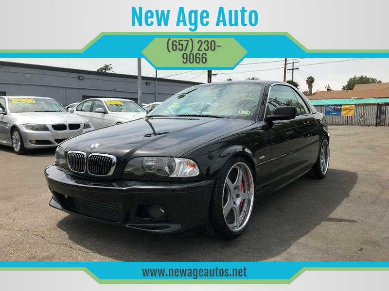 2001 BMW 3 Series For Sale At New Age Auto In Fullerton CA