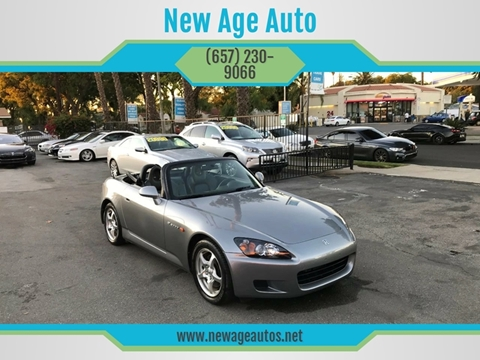 2001 Honda S2000 for sale in Fullerton, CA