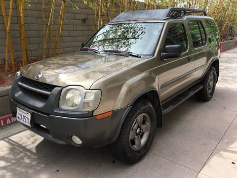 2002 Nissan Xterra for sale at New Age Auto in Anaheim CA