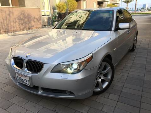 2004 BMW 5 Series for sale at New Age Auto in Anaheim CA