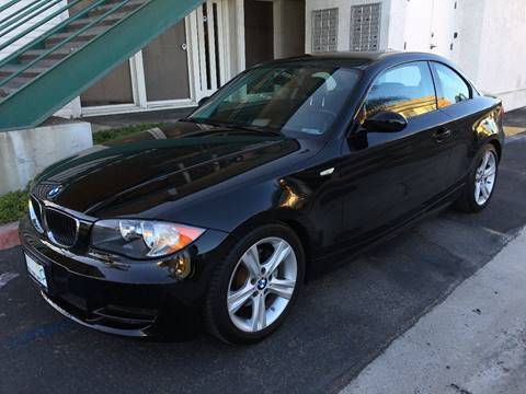 2009 BMW 1 Series for sale at New Age Auto in Anaheim CA
