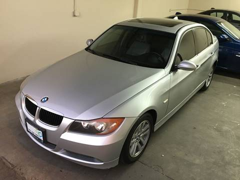 2007 BMW 3 Series for sale at New Age Auto in Anaheim CA
