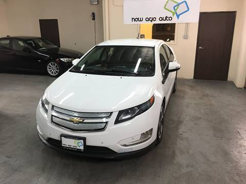 2013 Chevrolet Volt for sale at New Age Auto in Anaheim CA