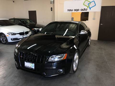 2009 Audi S5 for sale at New Age Auto in Anaheim CA