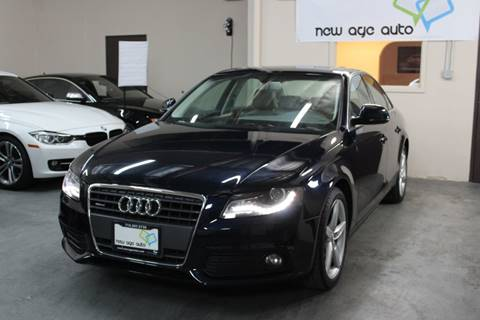 2009 Audi A4 for sale at New Age Auto in Anaheim CA