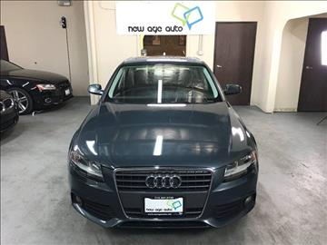 2010 Audi A4 for sale at New Age Auto in Anaheim CA