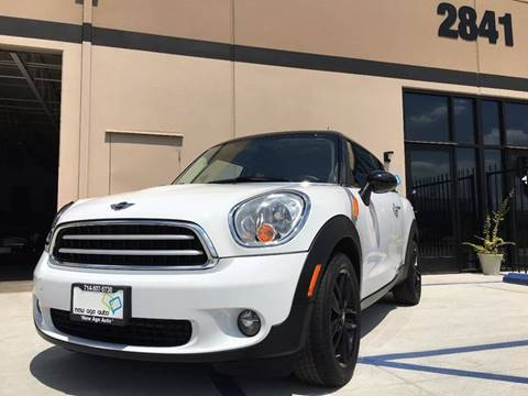 2014 MINI Paceman for sale at New Age Auto in Anaheim CA