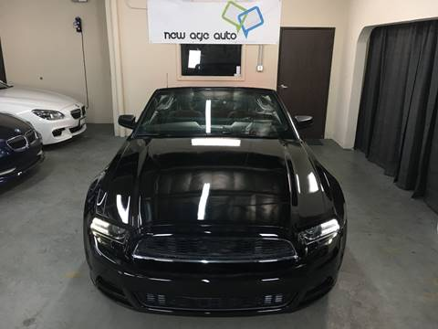 2014 Ford Mustang for sale at New Age Auto in Anaheim CA