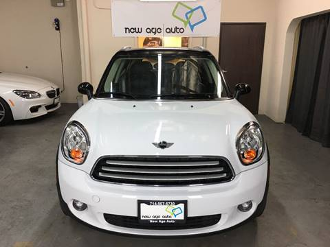 2014 MINI Countryman for sale at New Age Auto in Anaheim CA
