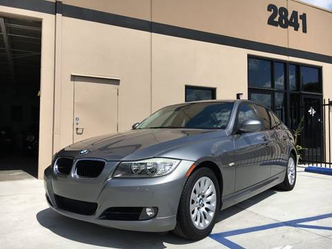 2009 BMW 3 Series for sale at New Age Auto in Anaheim CA