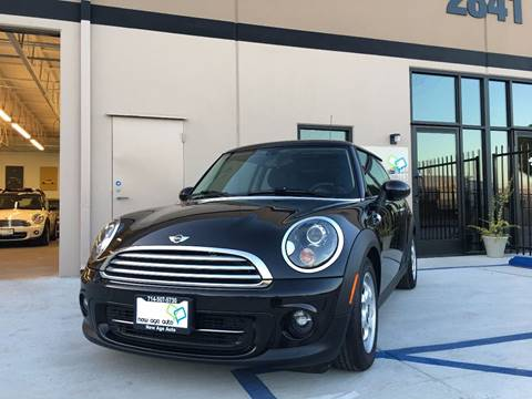2013 MINI Hardtop for sale at New Age Auto in Anaheim CA