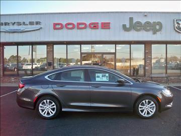 2017 Chrysler 200 for sale in Senatobia, MS
