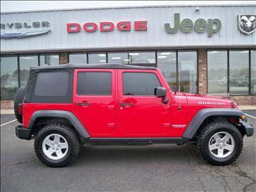 2012 Jeep Wrangler Unlimited for sale in Senatobia, MS
