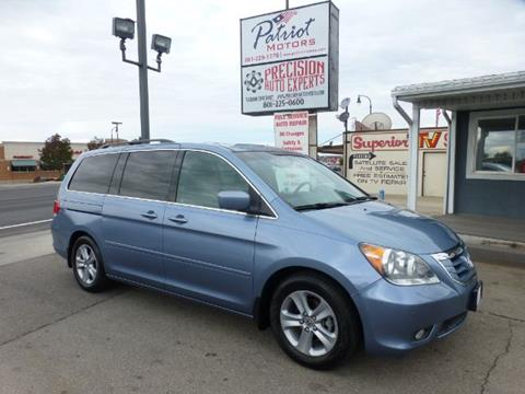 2009 Honda Odyssey for sale in Orem, UT