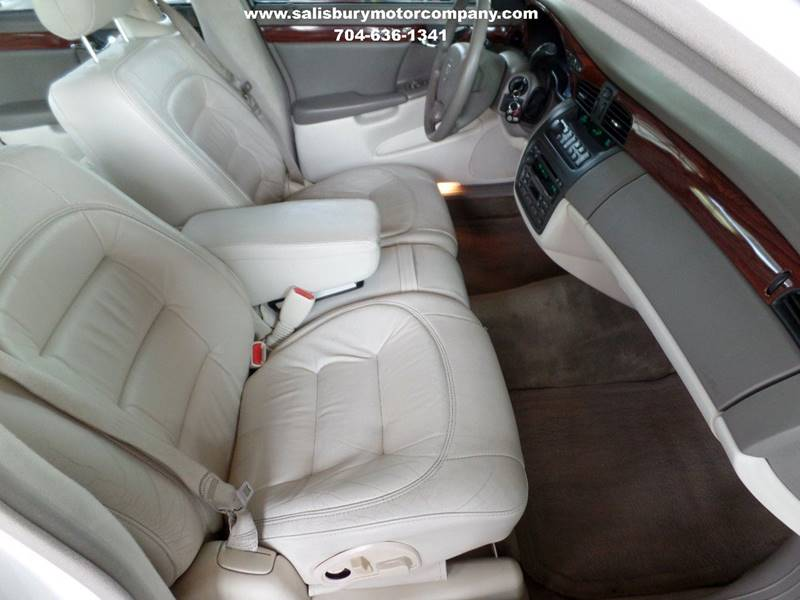 2002 Cadillac DeVille for sale at SALISBURY MOTOR COMPANY in Salisbury NC
