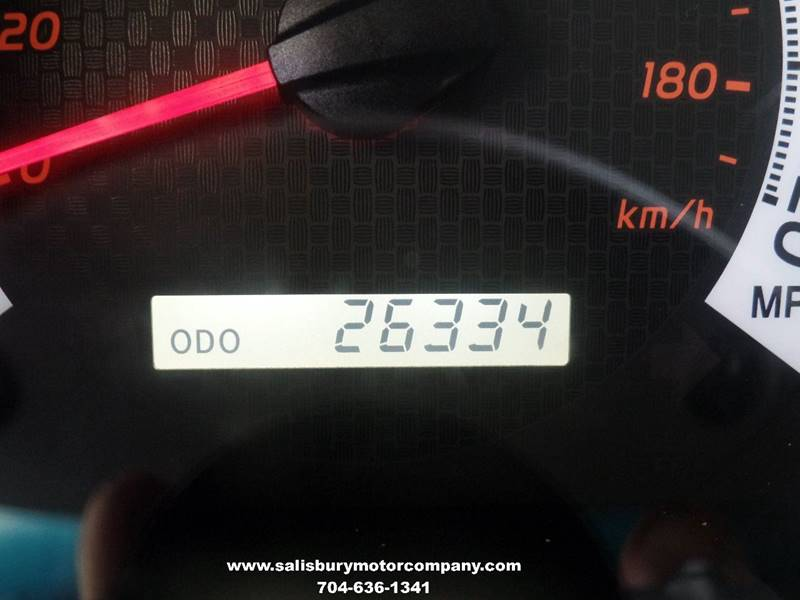 2015 Toyota Tacoma for sale at SALISBURY MOTOR COMPANY in Salisbury NC
