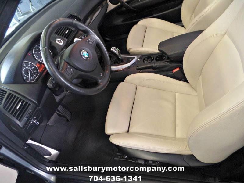 2012 BMW 1 Series 135i 2dr Convertible - Salisbury NC