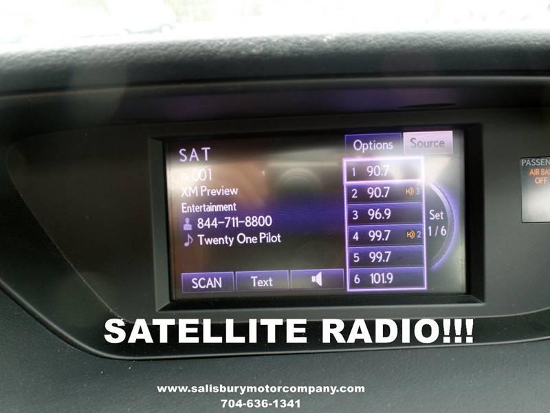 2013 Lexus ES 350 4dr Sedan - Salisbury NC