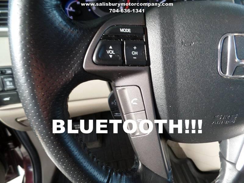 2013 Honda Odyssey EX-L 4dr Mini-Van w/DVD - Salisbury NC
