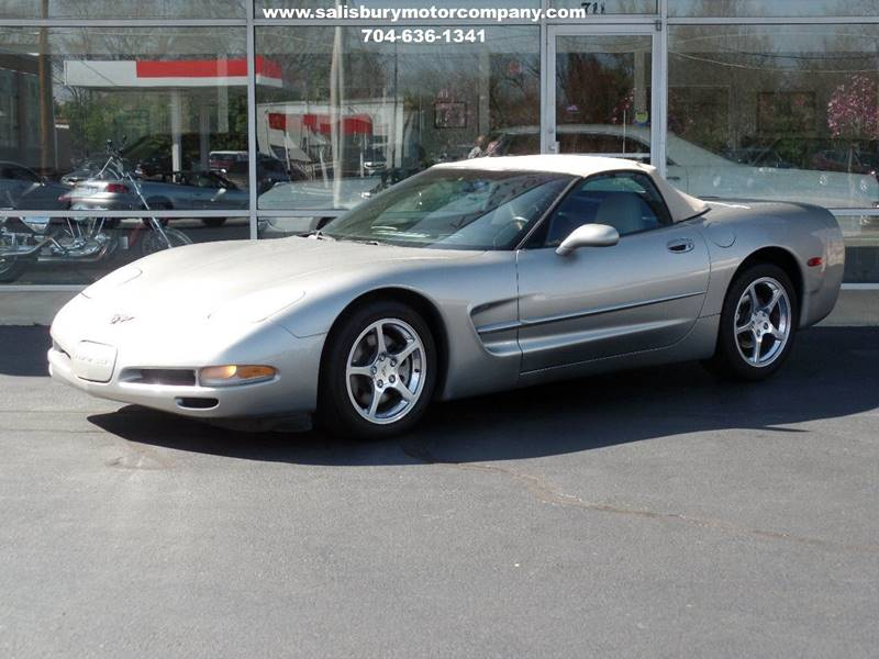 2000 chevrolet corvette in salisbury nc salisbury motor. Black Bedroom Furniture Sets. Home Design Ideas