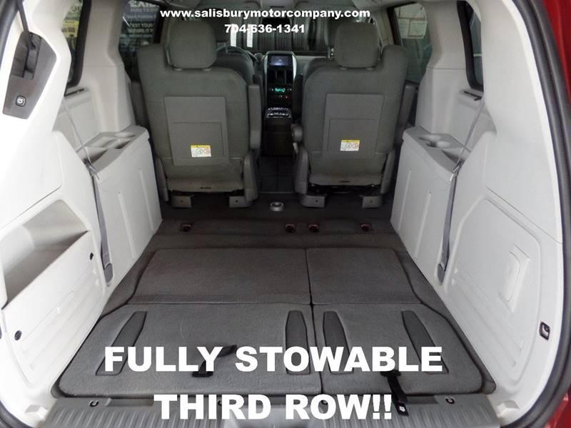 2008 Dodge Grand Caravan for sale at SALISBURY MOTOR COMPANY in Salisbury NC