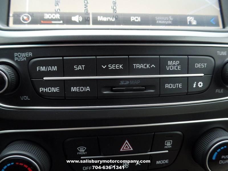 2015 Kia Sorento AWD EX 4dr SUV (V6) - Salisbury NC