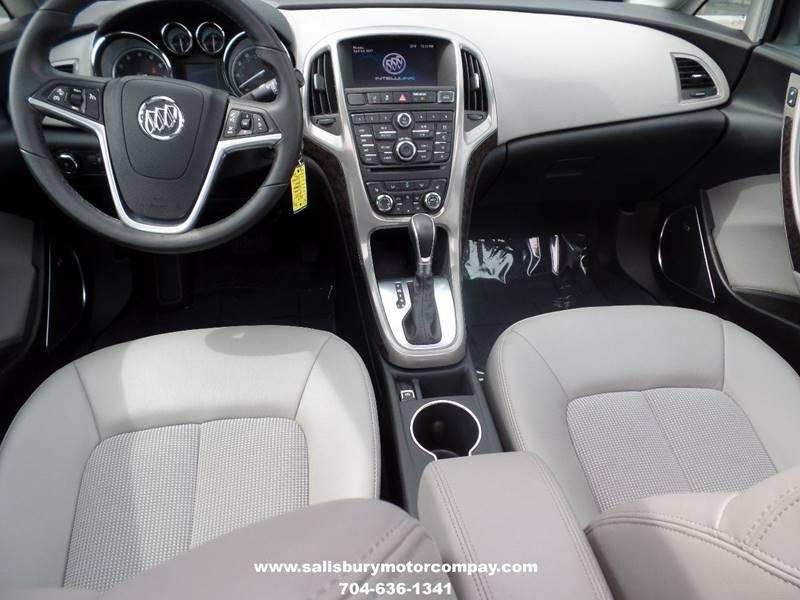 2017 Buick Verano Sport Touring 4dr Sedan - Salisbury NC
