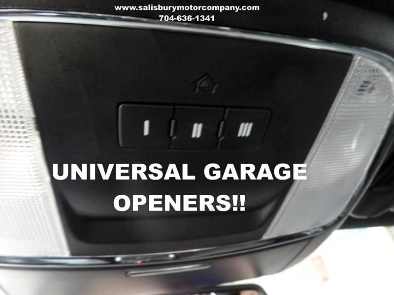 2016 Dodge Charger for sale at SALISBURY MOTOR COMPANY in Salisbury NC