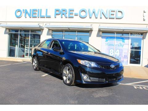 2012 Toyota Camry for sale in Overland Park, KS
