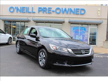 2014 Honda Accord for sale in Overland Park, KS