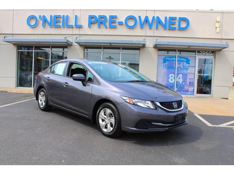 2014 Honda Civic for sale in Overland Park, KS