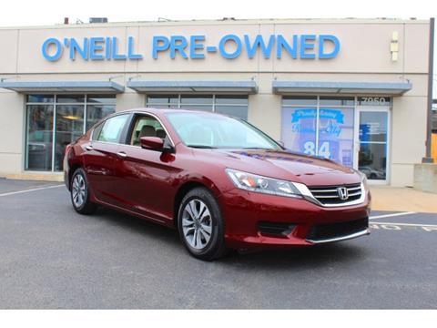 2015 Honda Accord for sale in Overland Park, KS
