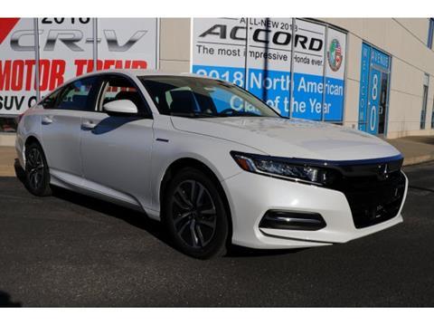 2019 Honda Accord Hybrid for sale in Overland Park, KS