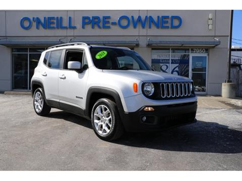 2018 Jeep Renegade for sale in Overland Park, KS