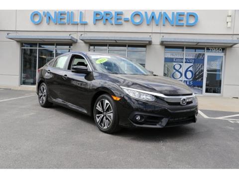 2018 Honda Civic for sale in Overland Park, KS