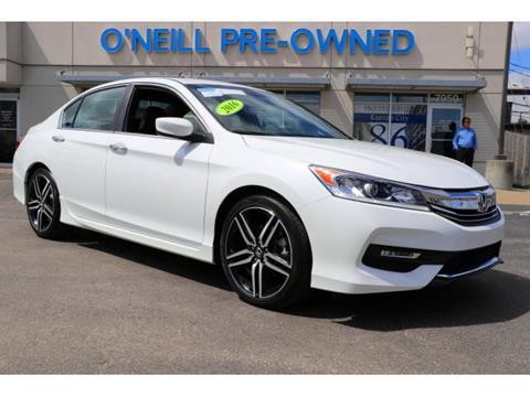 2017 Honda Accord for sale in Overland Park, KS