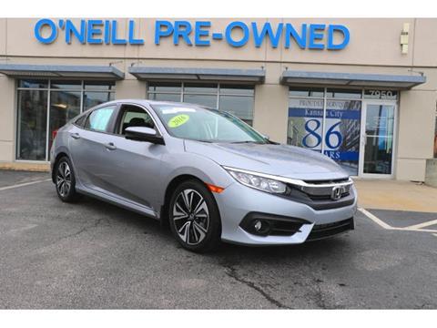 2016 Honda Civic for sale in Overland Park, KS