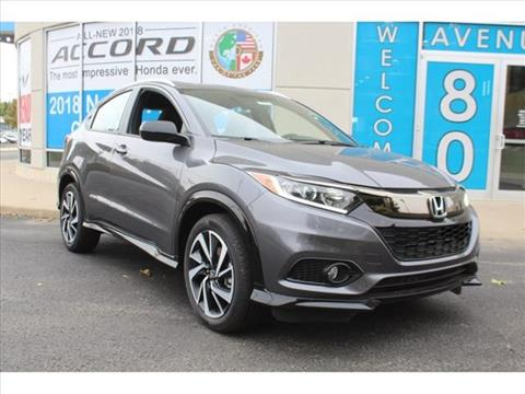 2019 Honda HR-V for sale in Overland Park, KS