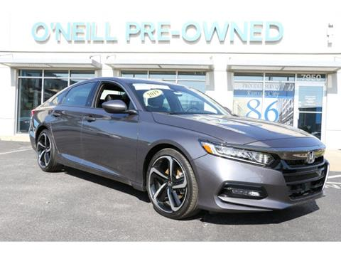 2019 Honda Accord for sale in Overland Park, KS