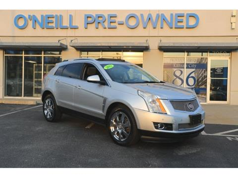 2012 Cadillac SRX for sale in Overland Park, KS