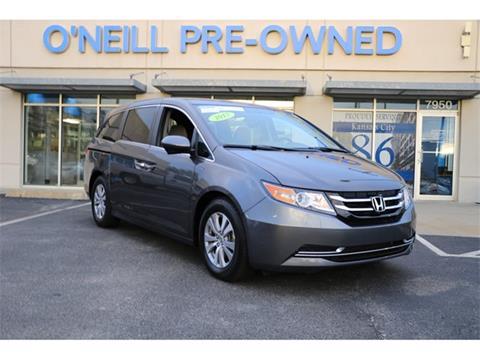 2017 Honda Odyssey for sale in Overland Park, KS