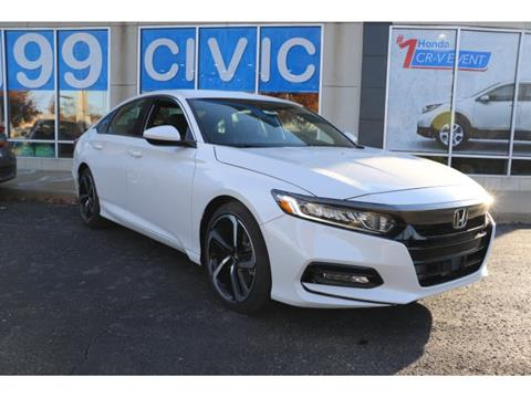 2020 Honda Accord for sale in Overland Park, KS